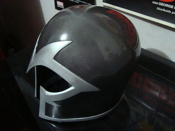 Magneto Helmet 14 By Raultumba