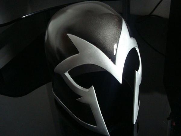 Magneto Helmet 15 By Raultumba