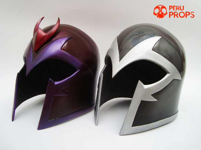 Magneto helmets _ 12 by raultumba on DeviantArt