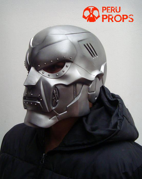 Dr Doom helmet 03 by raultumba