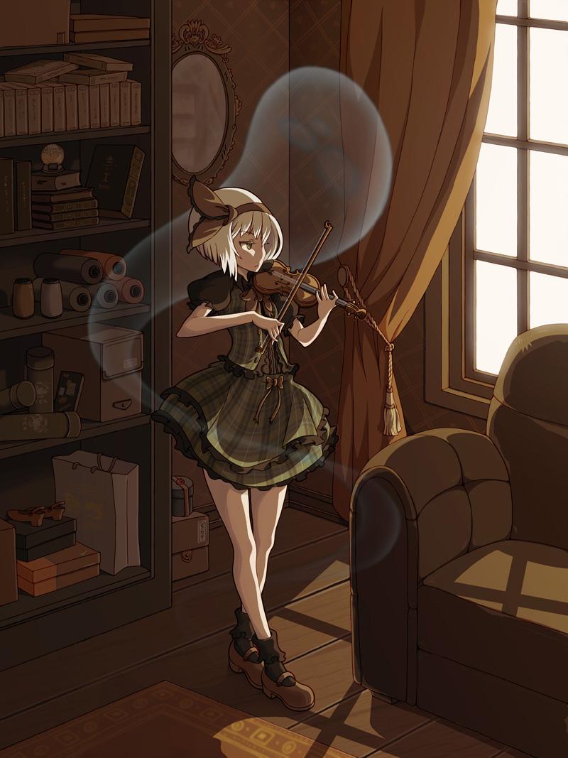 Violin Youmu by vinhnyu