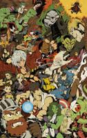 Marvel vs Capcom 3 by vinhnyu