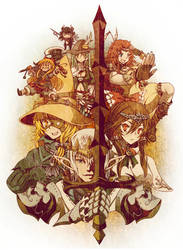 Touhou Fantasy XIV