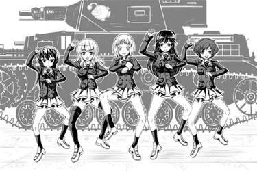 Oppai Panzer Style