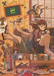 Book Party by vinhnyu