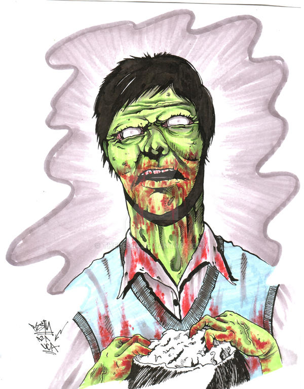 ZOMBIE by THERESIN