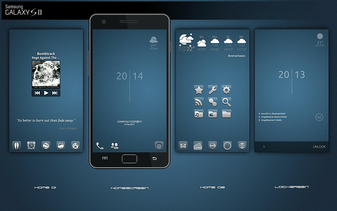 Galaxy S2 Desktop .092011 by kanjimittoo