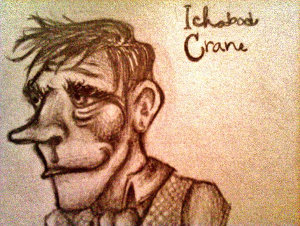 Ichabod Crane - The Legend of Sleepy Hollow by Bones859