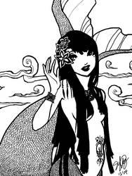 Mermaid by cyrine