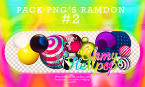 .+ Pack Png's #2 Esferas