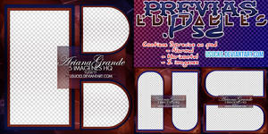 Pack Previas PSD #4 by USucks