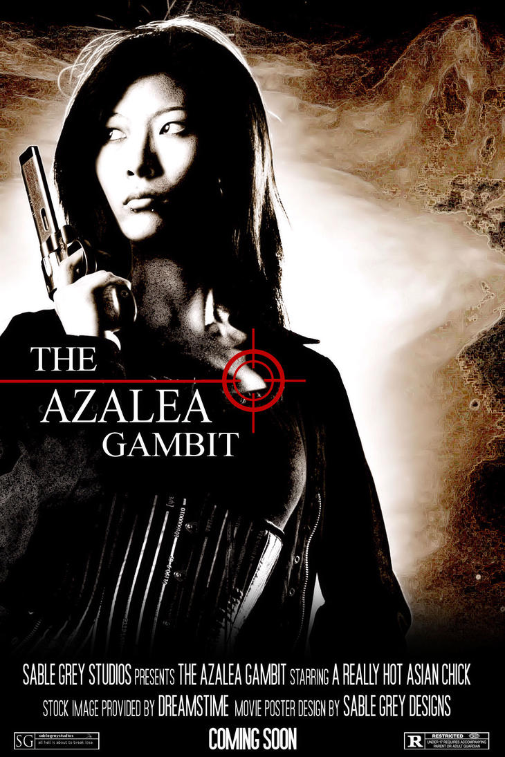 The Azalea Gambit Movie Poster by SableGrey on DeviantArt
