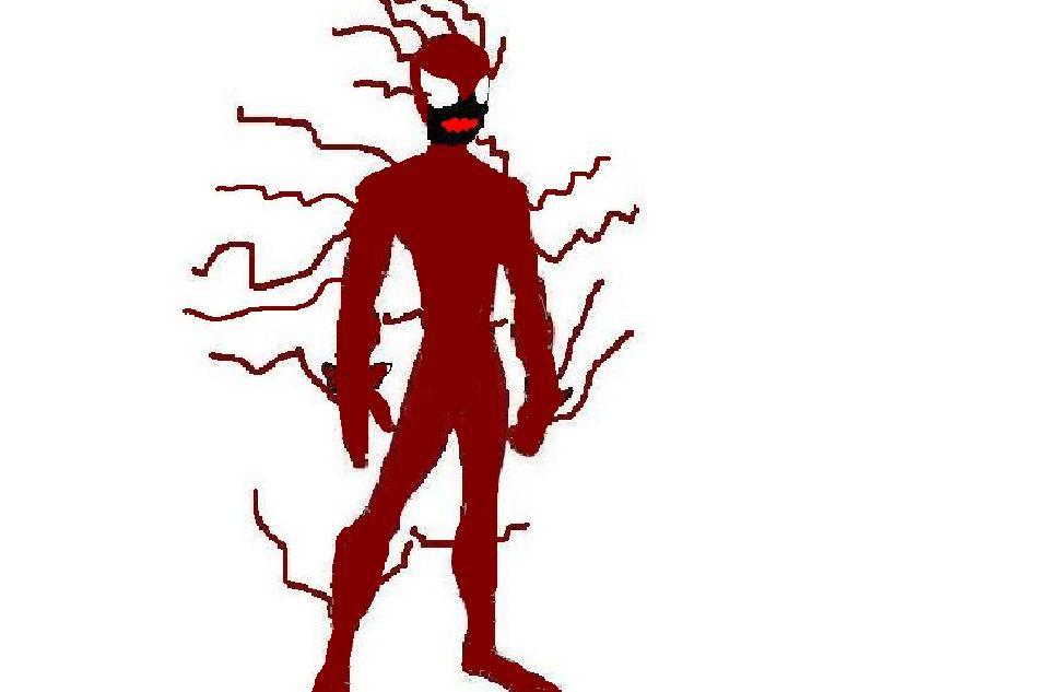 Carnage spectacular spider man