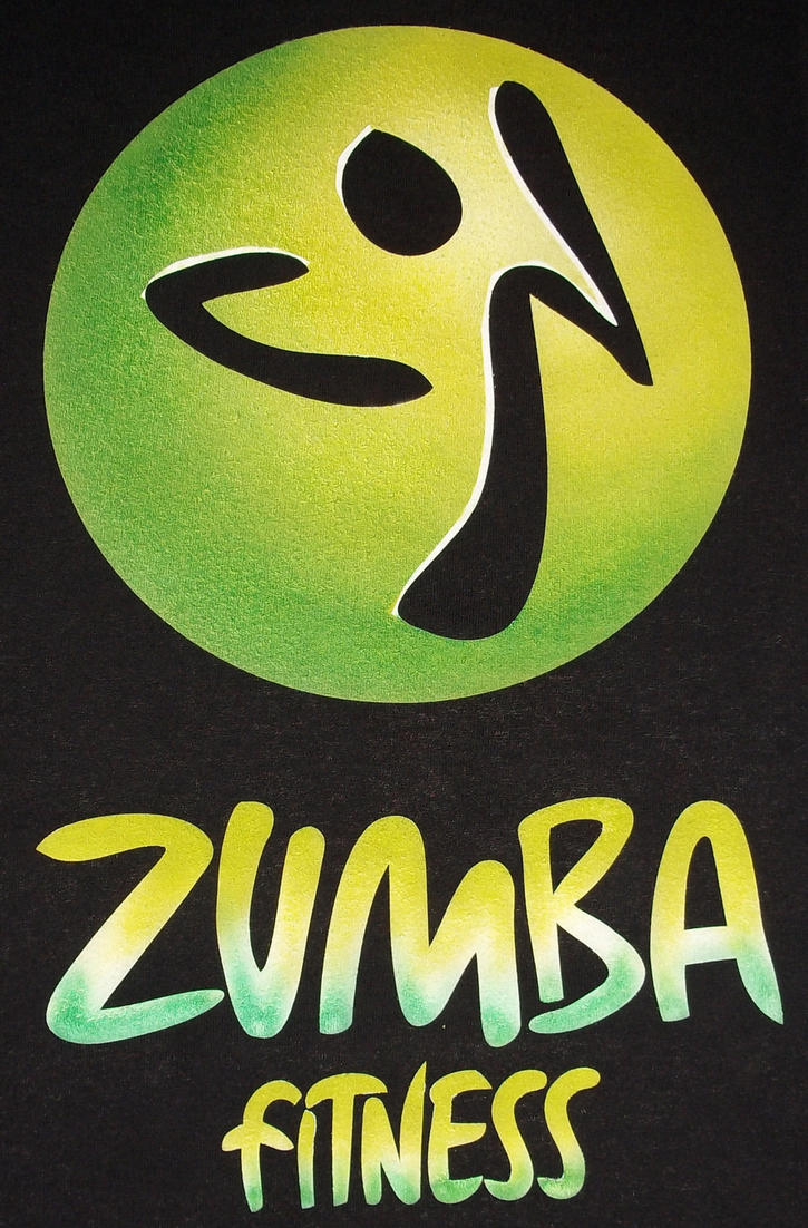 Zumba Fitness Airbrushed By Javiercr69 On Deviantart