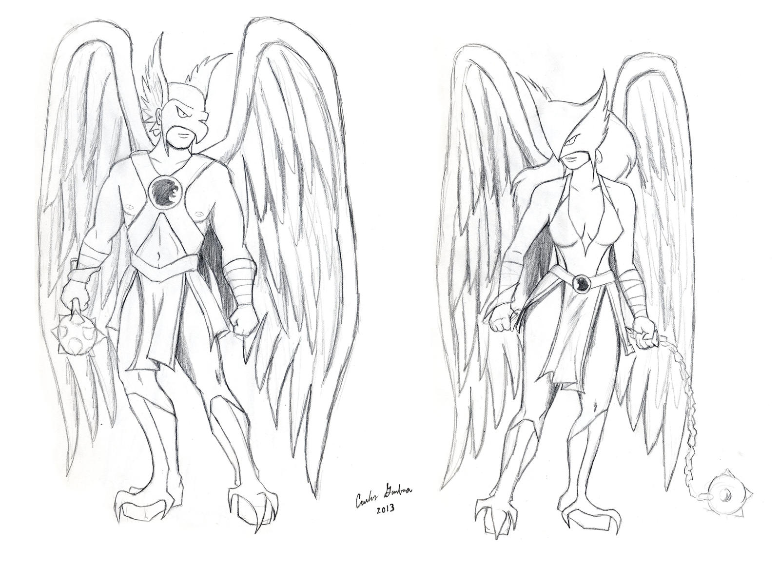 hawkman coloring pages - photo#34