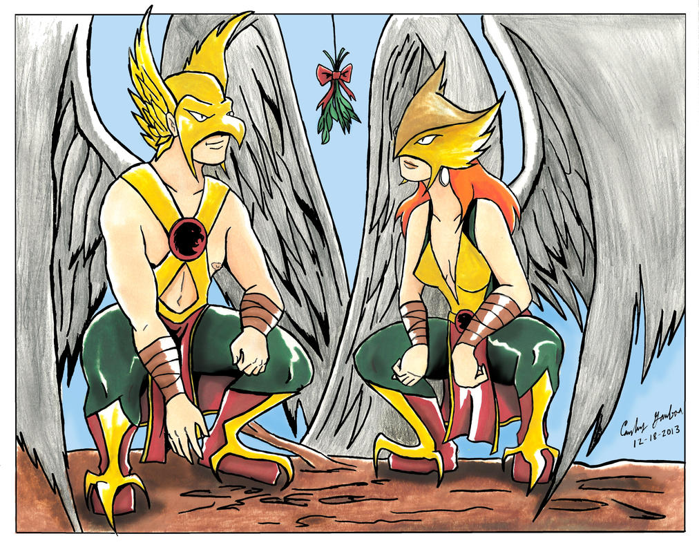 hawkgirl and hawkman relationship goals