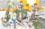 Valkyria Chronicles 4 Tribute by WibbitGuy