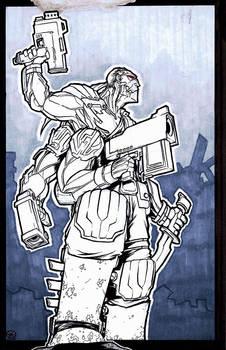 Cyberforce - Stryker