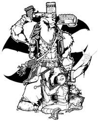 KickAss Llama by vincentkukua
