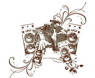 Hip Hop Is Not Dead by vincentkukua