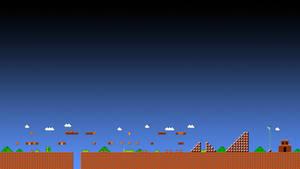 Super Mario 1-1 Wallpaper - HD 1080p