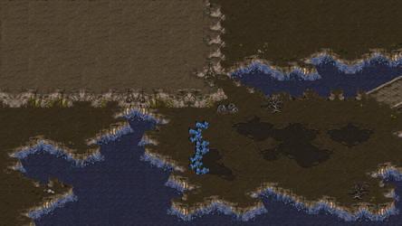 Starcraft Wallpaper HD 1080p - Simple, Minimalist