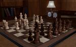 CGI chess set