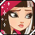 cerise | f2u icon by toff-u