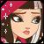 cerise | f2u icon by toff-u