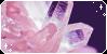 its crystals   f2u decor by toff-u