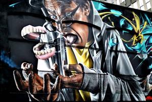 Street Art by DeadFashionox