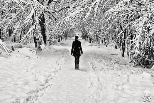 Julia - The Snow Shots I
