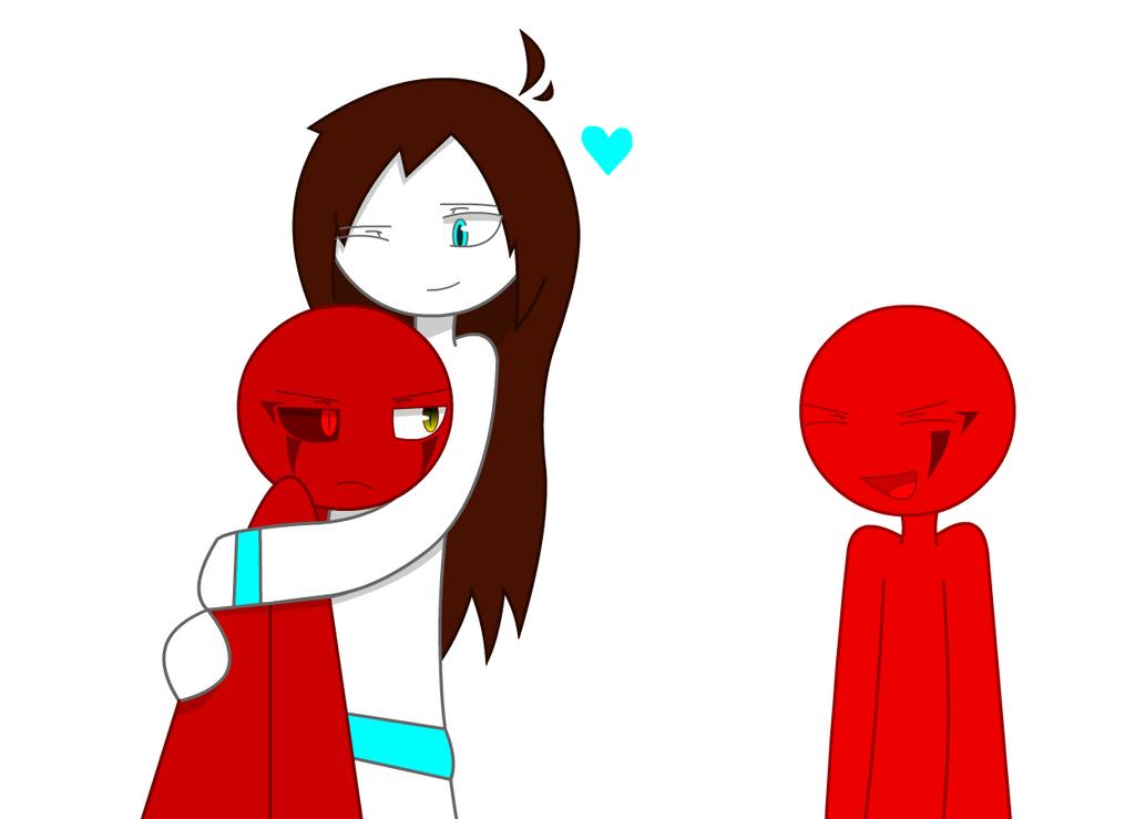 Hug 030 by LN-Polar