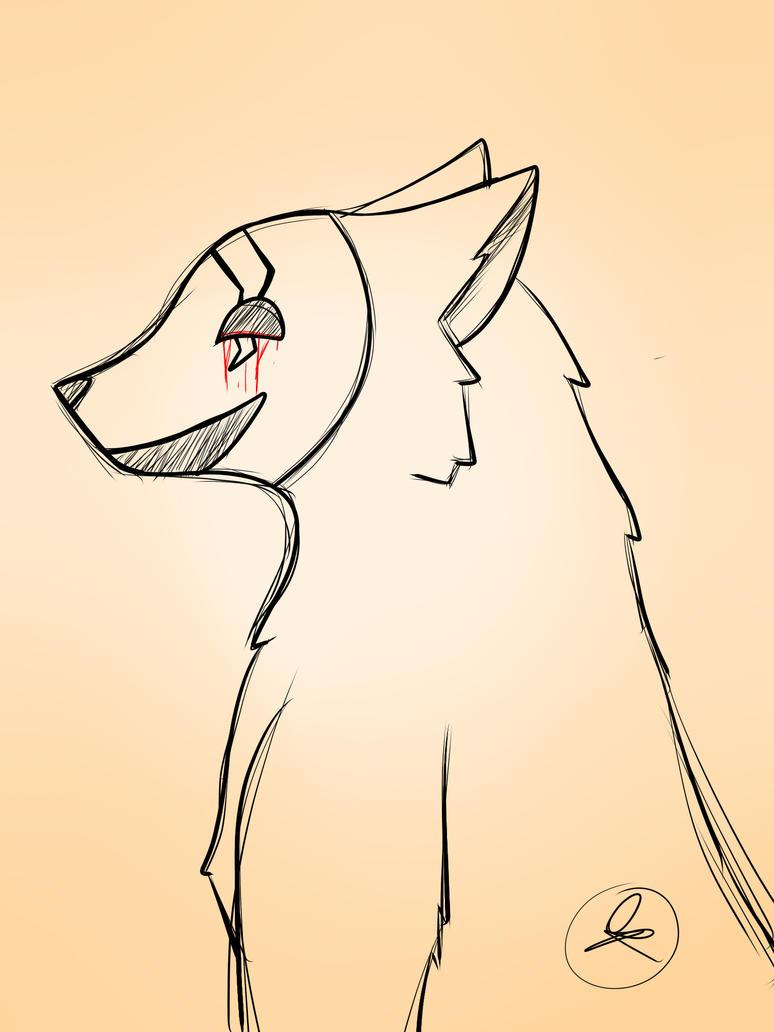 Wolf mask by LN-Polar