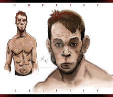MMA Fighter Forrest Griffin