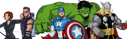 Avengers WIP 5