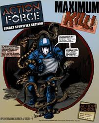 Cobra Commander in Maxi Kill by ArtisticSchmidt