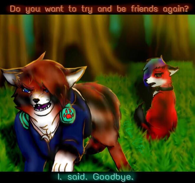 Goodbye Eva by Luna748Fire