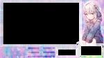 Izumi Sagiri   Free osu! Twitch Overlay 1080P by lovelymin