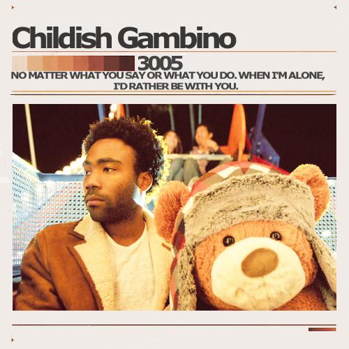 childish gambino lyrics 3005 - photo #31