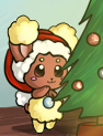 Decorating The Christmas Tree by Miraris