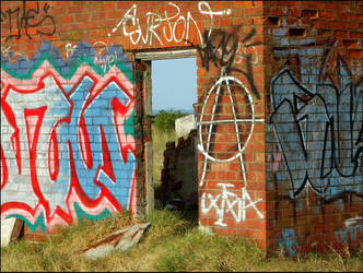doorway to no where by Maiki-T