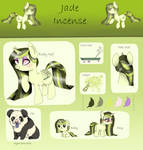 Jade Incense contest entry by sonoma89
