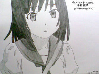 Nadeko Sengoku by halloffamer02