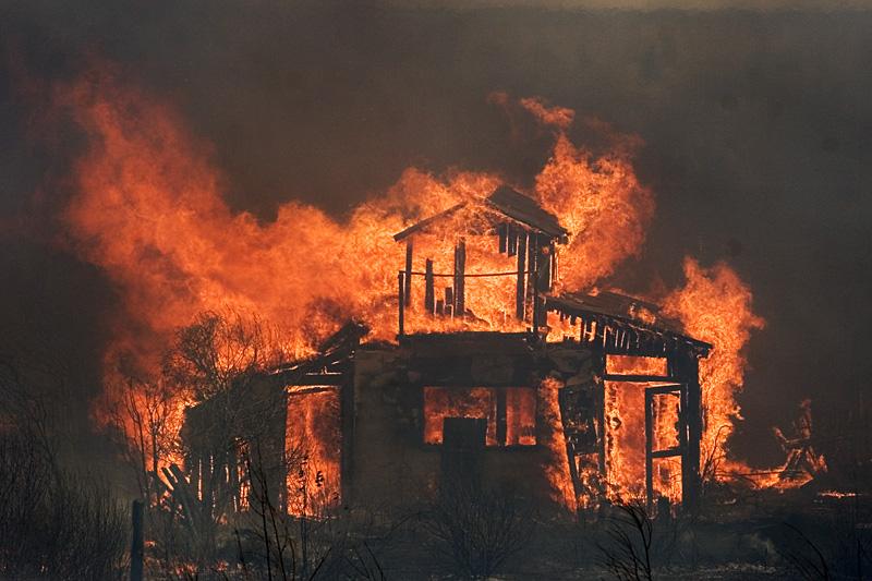 fire by KseniaMaytama