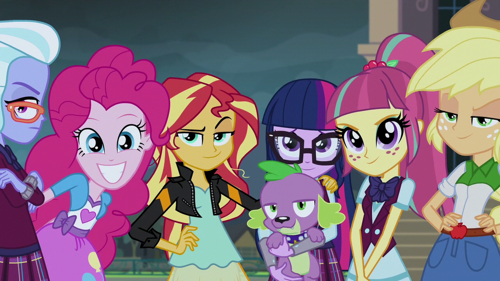 my little pony forgotten friendship wiki