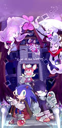 NIGHT OF THE WEREHOG by aoii91