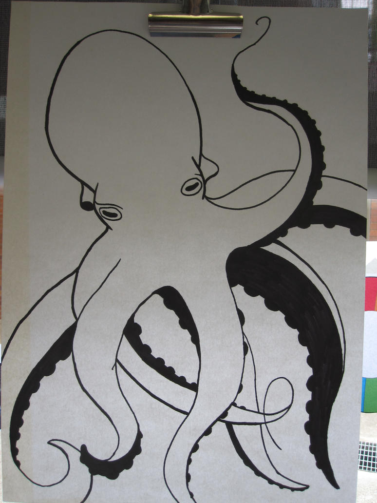 Shirt design octopus - Octopus T Shirt Design By Emisadventures