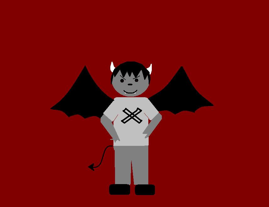 devil boy by Grenee Devil
