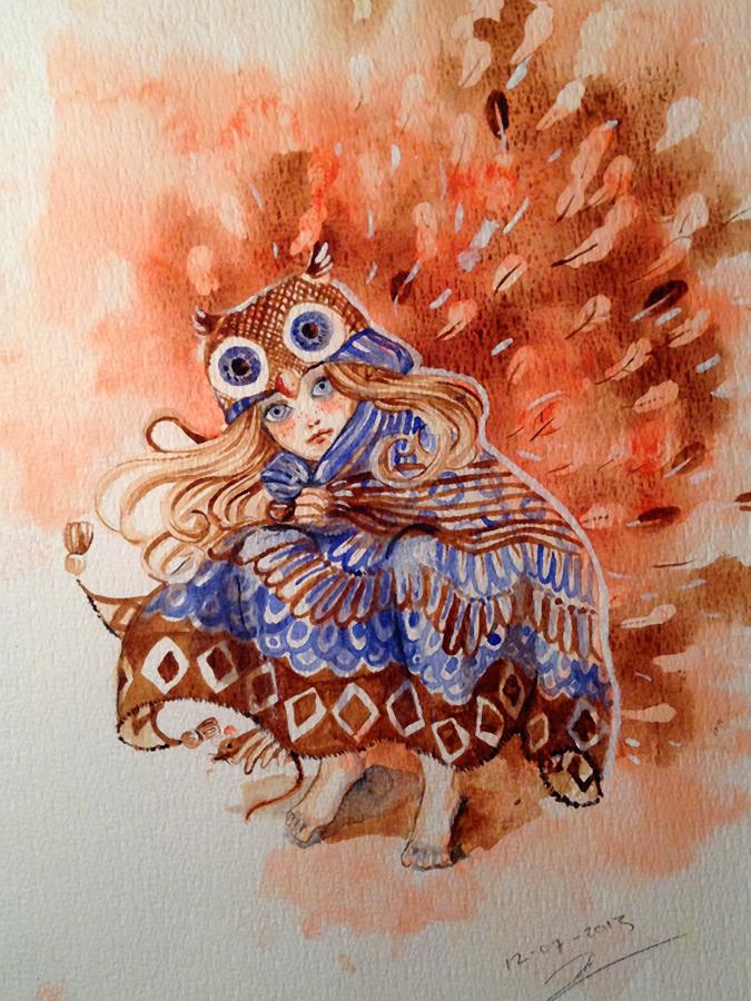 Powla by H-Johanna